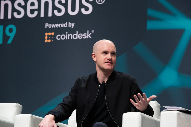 Coinbase CEO Armstrong Says Crypto Is Path to Financial Inclusion