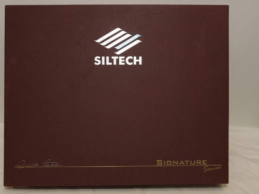 Siltech  Ruby Hill Power Cord - HOT PRICE !!!