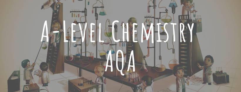 AQA Chemistry Homepage – Primrose Kitten