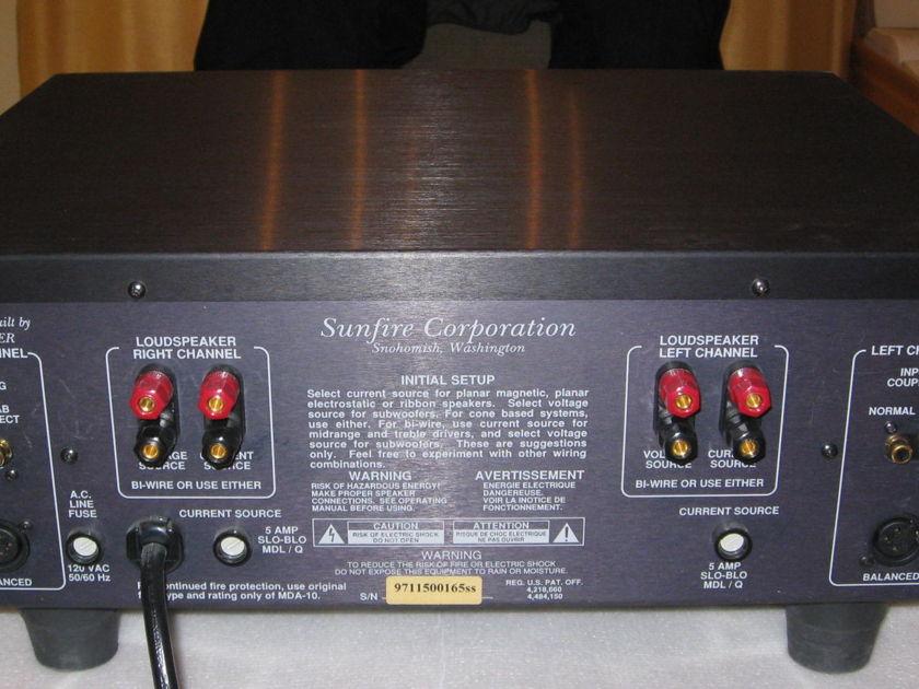 Sunfire  Signature  600 x 2