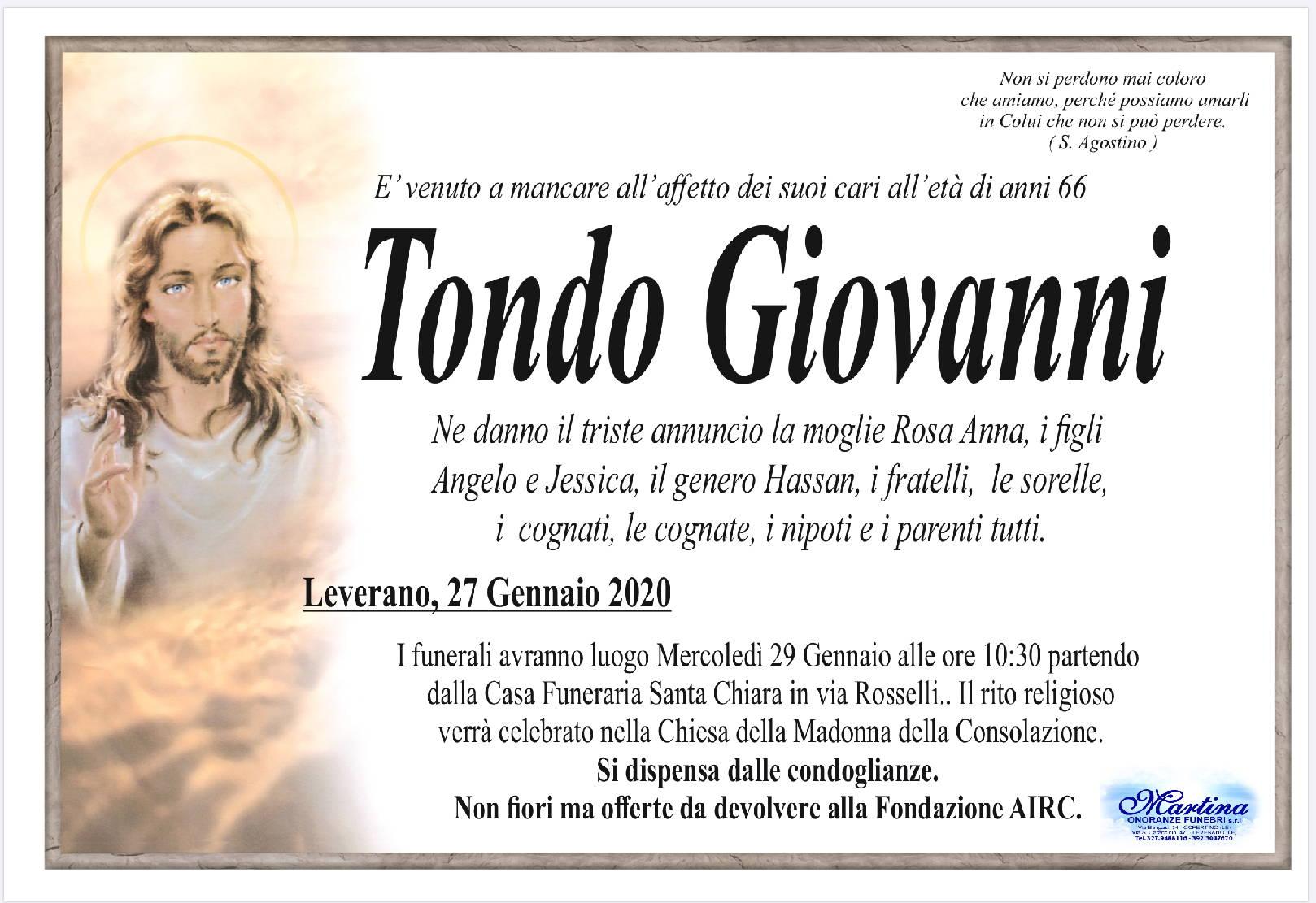 Giovanni Tondo