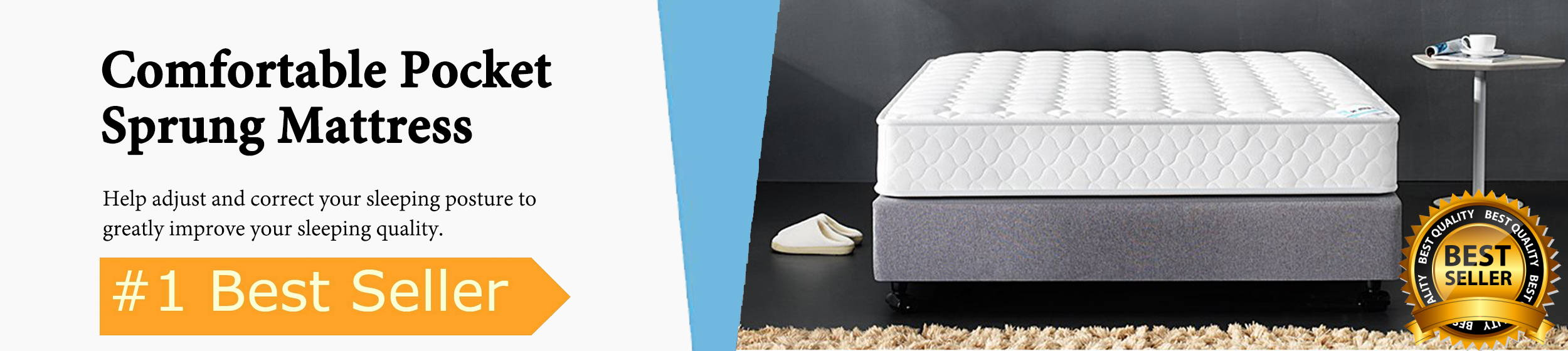 Homylink pocket srpung mattress