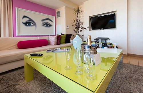 W Scottsdale Bachelorette Suite