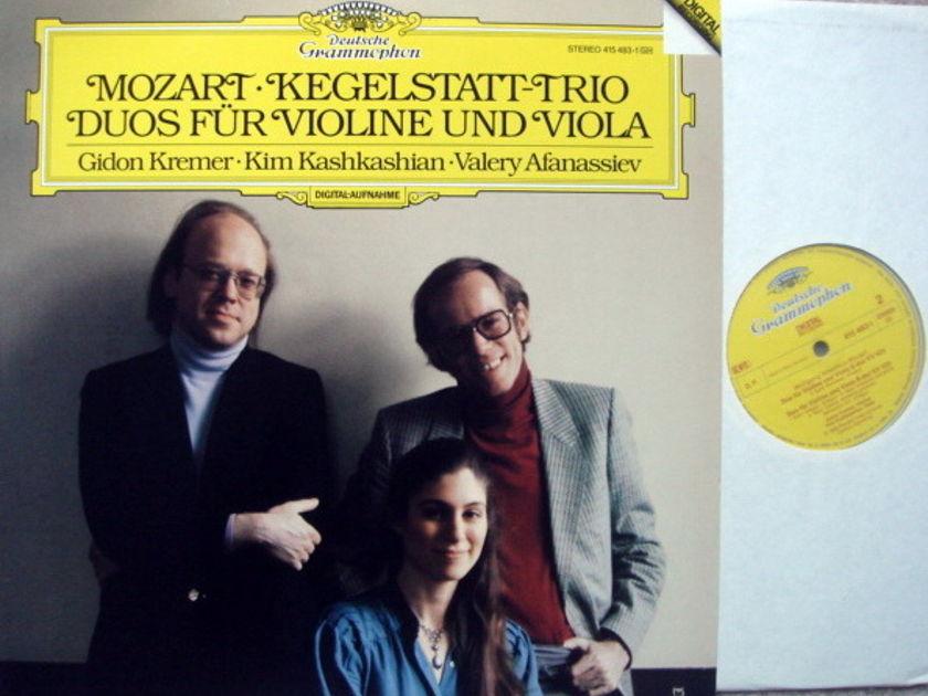 DG Digital / GIDON KREMER, - Mozart Trio & Duos, MINT!