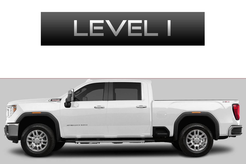 GMC Sierra 1500 Off-Road Customizing Package Level 1 by 3C Trucks