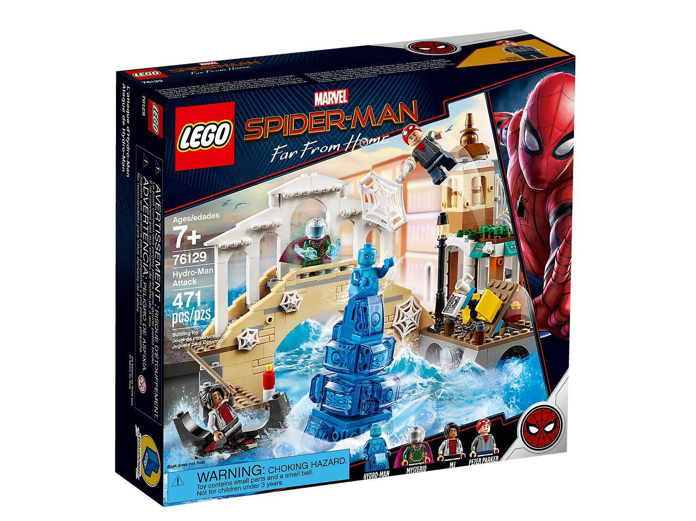 lego hydro man attack