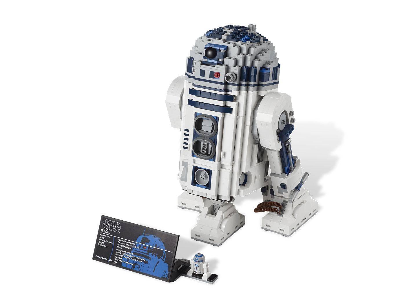 LEGO R2-D2 10225