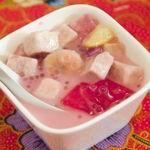 Bubur Cha Cha (Nyonya Coconut Milk Dessert)