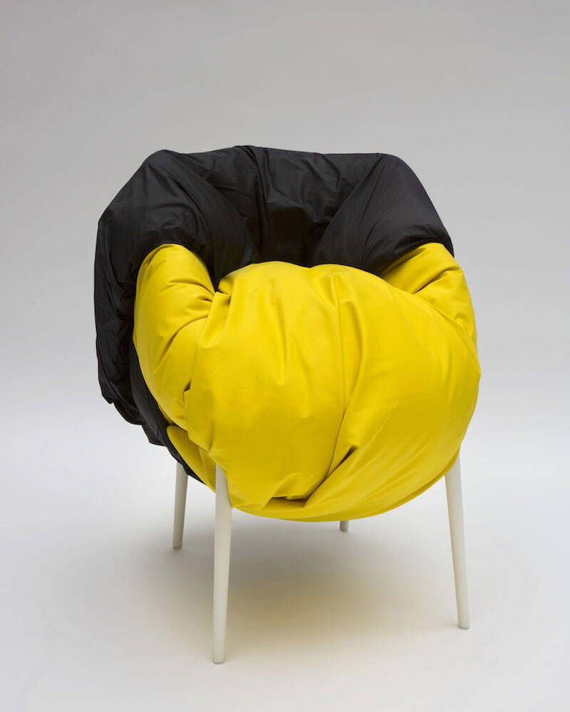 Kartell Masters Chair redesigned by Jean Nouvel