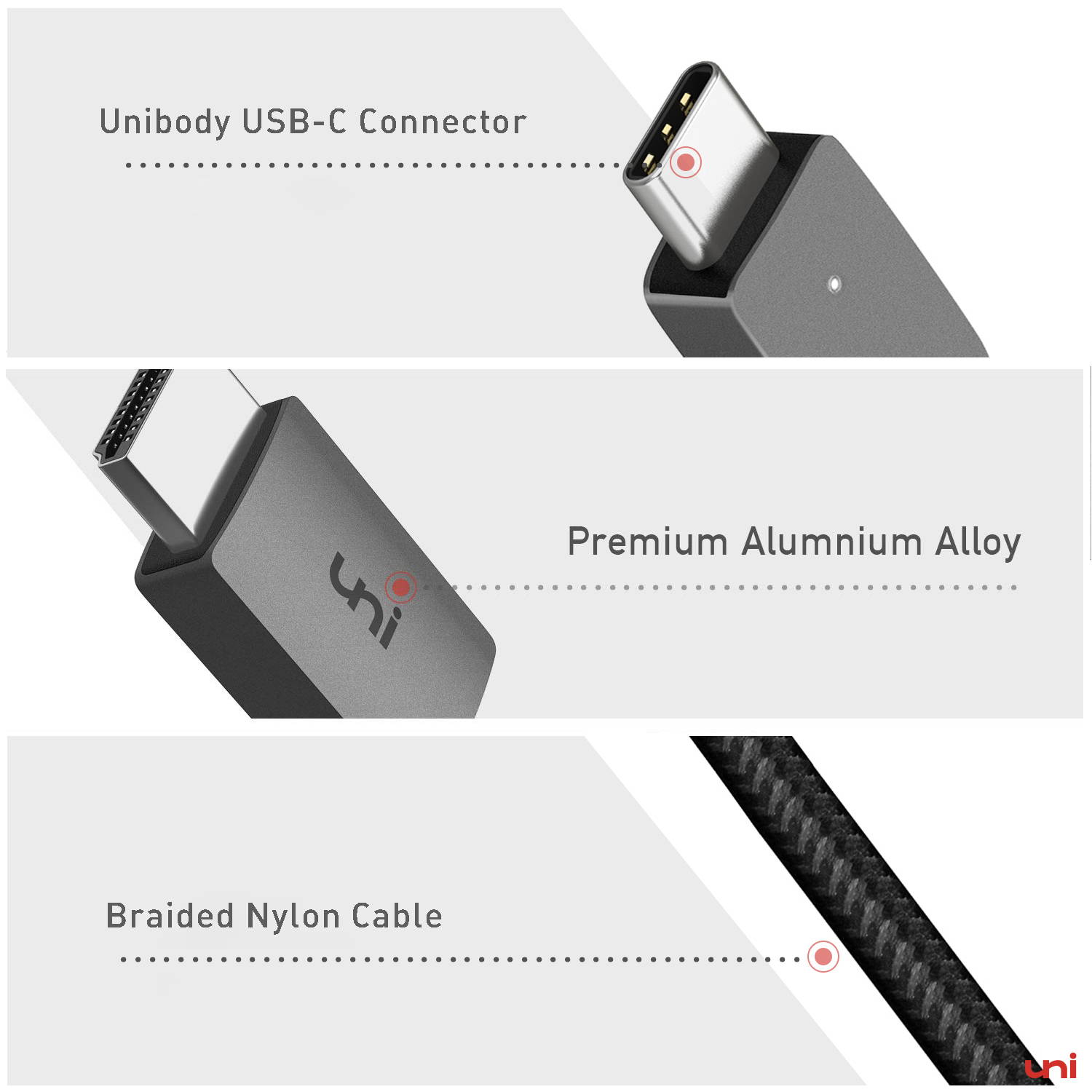 USB-C to HDMI Cable (4K@30Hz), 6ft, usb c to hdmi cable, usb type c to hdmi cable, hdmi cable type c