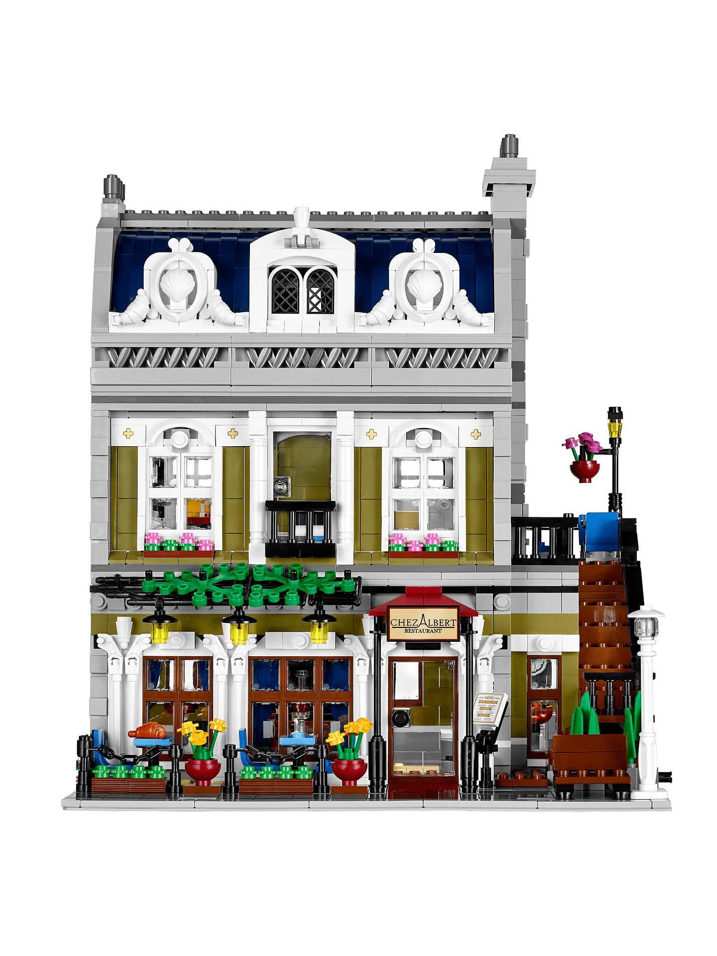 LEGO PARISIAN RESTAURANT10243