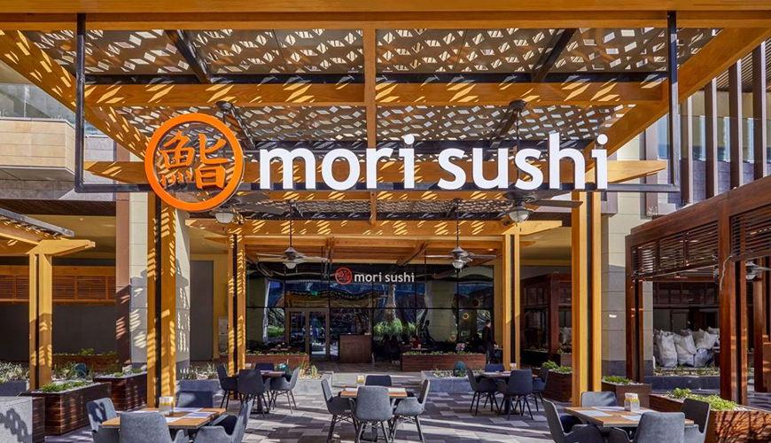 Mori Sushi image