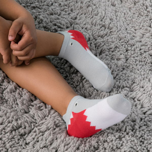 child with youth boy socks