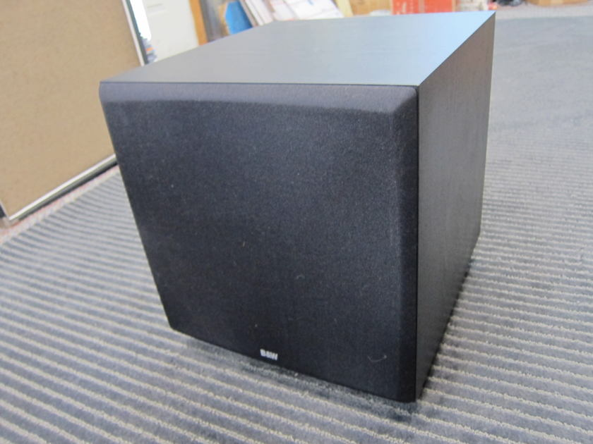 B&W  ASW-300 Powered Subwoofer, Ex Cond, Ex Sound Quality, Musical, Non Smoking