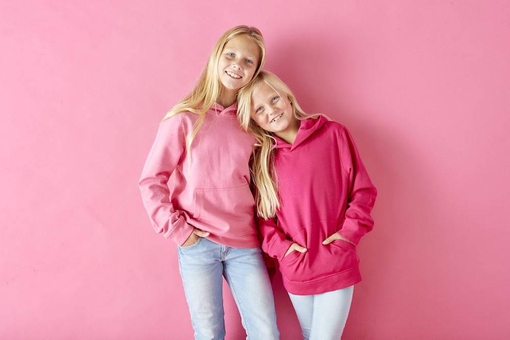 Hoodies in der Schweiz bedrucken lassen besticken mit Logo | Werbe-Welt.Shop