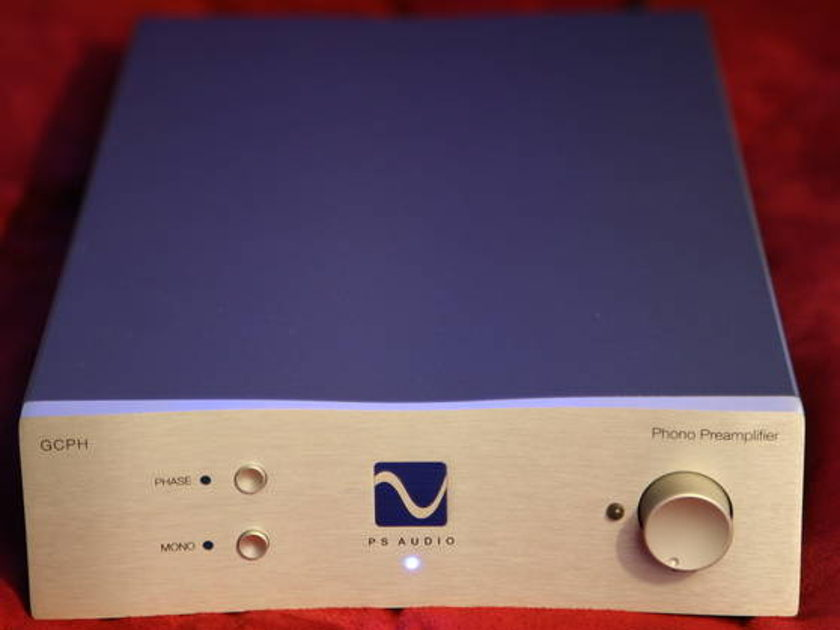 PS AUDIO GCPH  Phono Preamp
