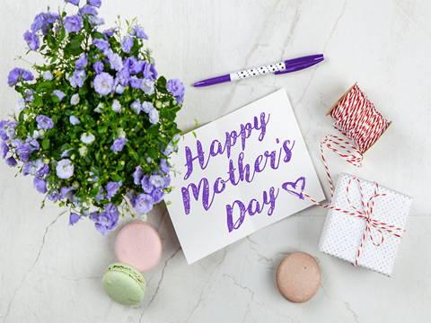 Article de blog nommé La peinture par numéros, meilleur cadeau pour la fête des mères
