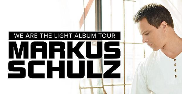 DFM и Globalclubbing представляют мировое турне Маркуса Шульца - Новости радио OnAir.ru
