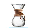 Enjoy Pour-Over Coffee at Home with Chemex