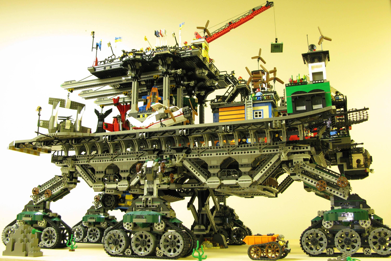 Crawler Town