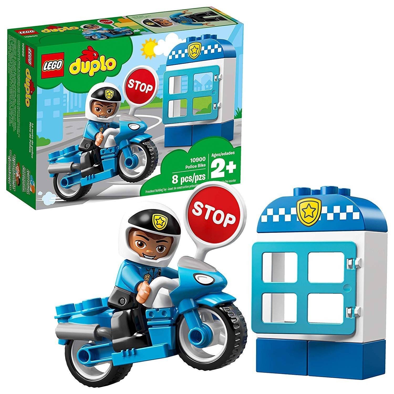 LEGO DUPLO Town police bike