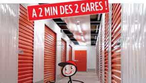 Centre de Boxes de self-stockage à Fleury-les-Aubrais - 9 boxes disponibles !