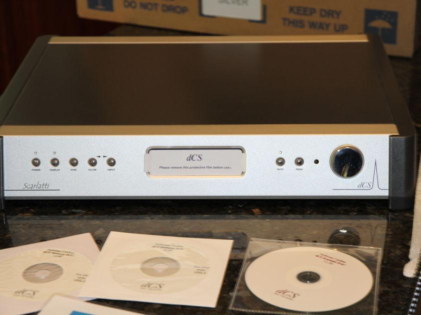 DCS Scarlatti DAC - Pre Amp & DAC