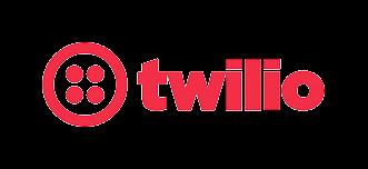 Twilio logo transparent