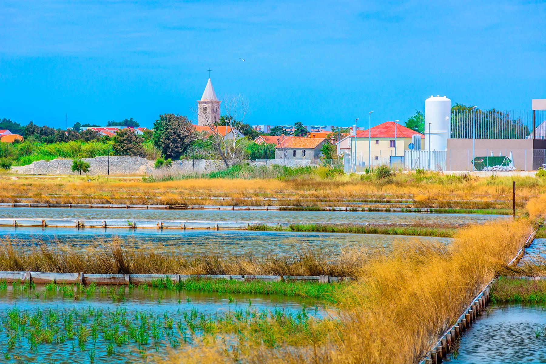 Kroatien Meersalz