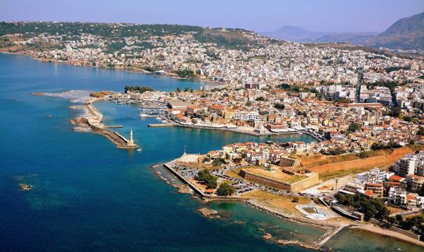 Западный Крит (экскурсия в мини-группе)
