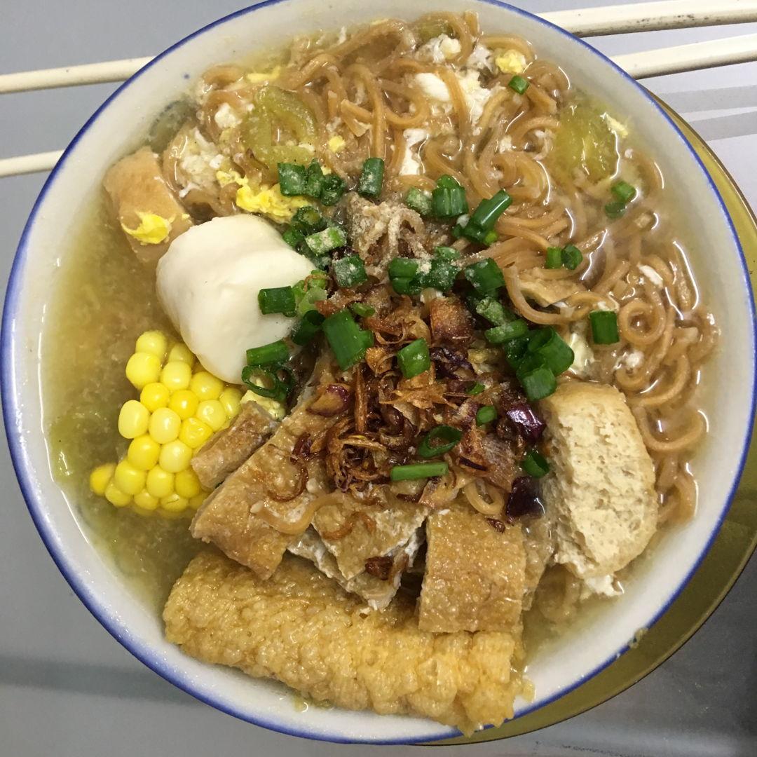 April 15th, 20 - Yee mee soup.