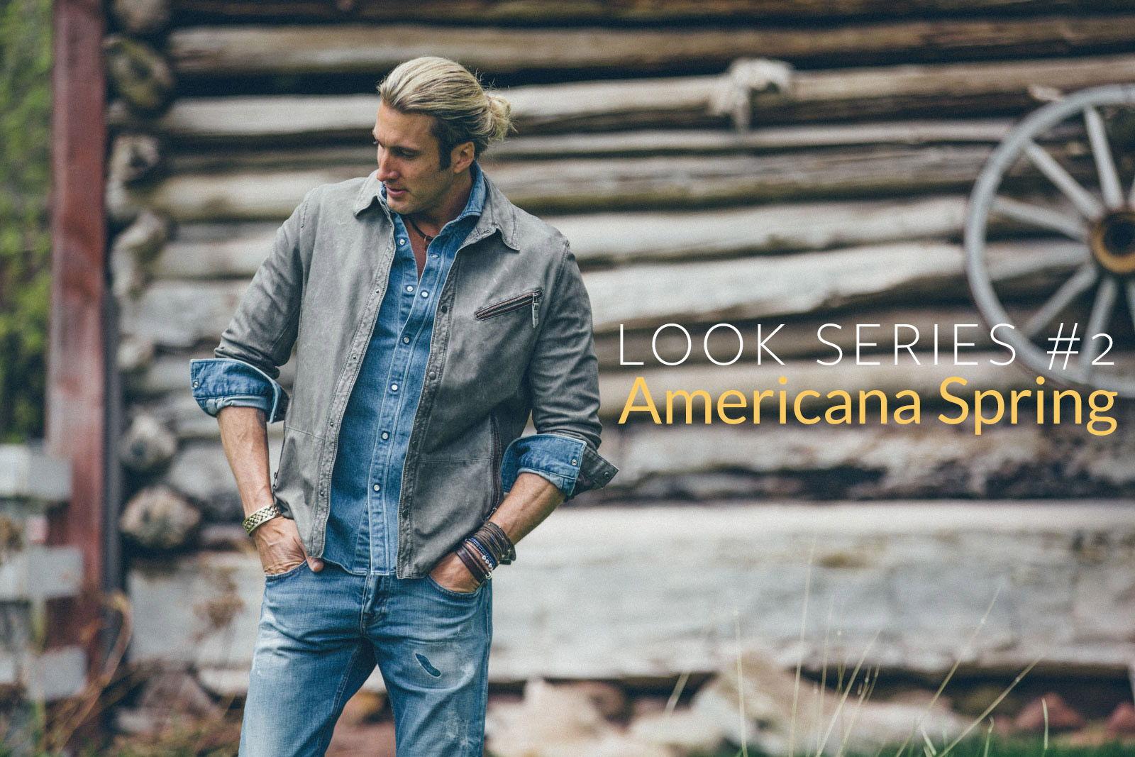 Look Series #2: American Spring