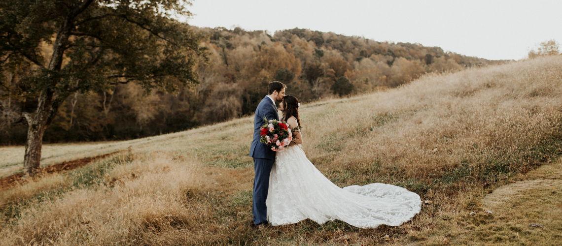 A Boo-tiful Fall Wedding