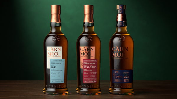 Single Malt Whisky straight from the cask by Càrn Mò