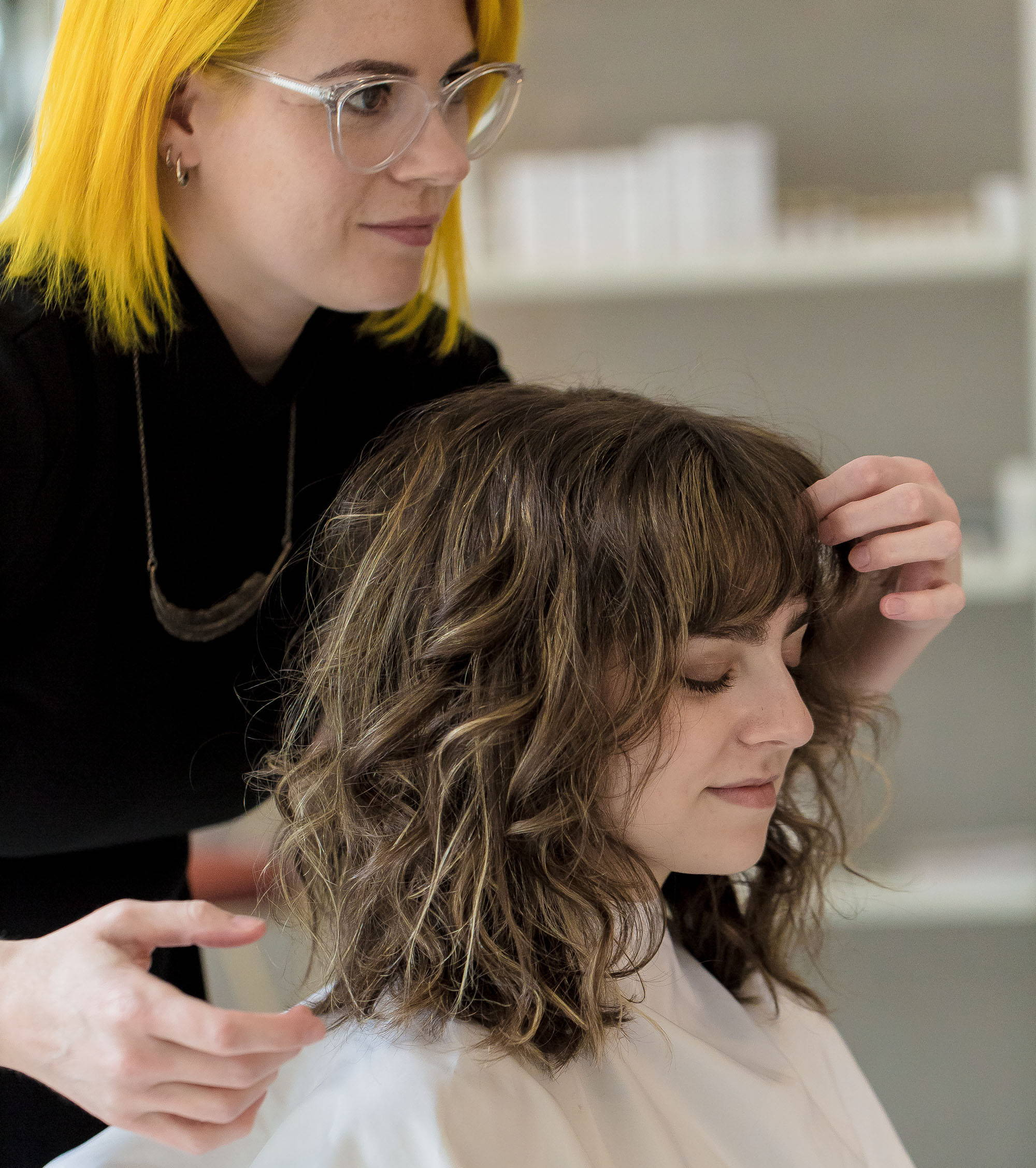 The Six Best Haircuts For Thin Hair Davines