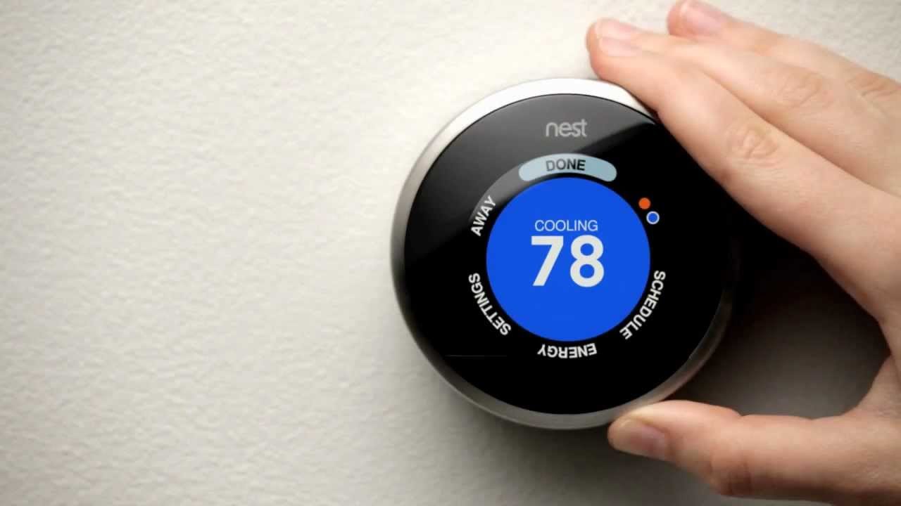 Nest learning thermostat what is the best smart - Nest learning thermostat ...