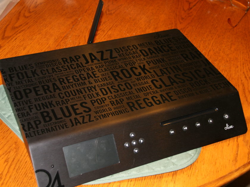 Olive 4HD Music Server with 2 TB of Storage