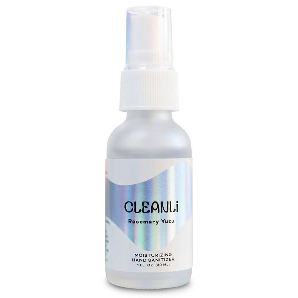 Cleanli Rosemary Yuzu Moisturizing Hand Sanitizer