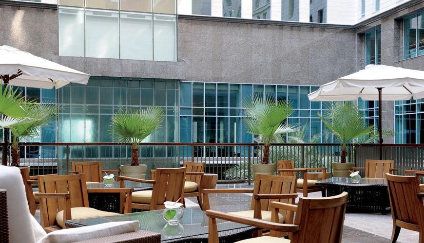 صورة Lobby Lounge & Terrace DIFC