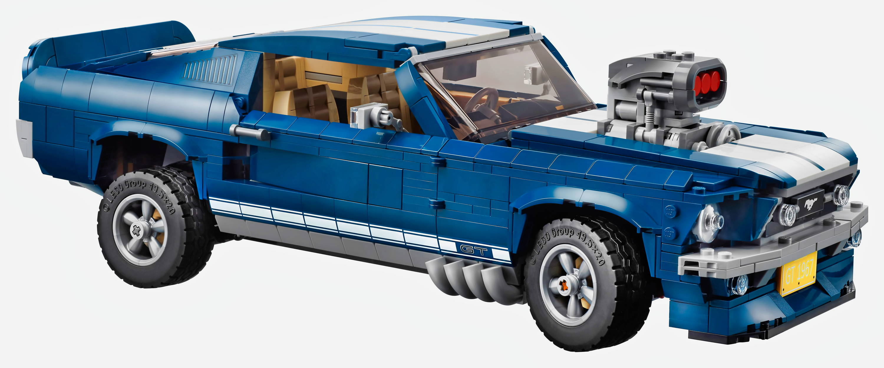 LEGO Ford Mustang 10265