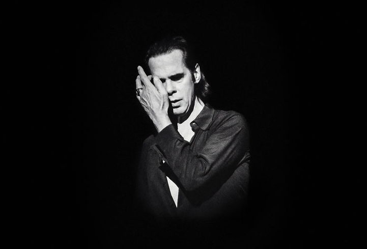 Conversations with Nick Cave: An Evening of Talk & Music artwork