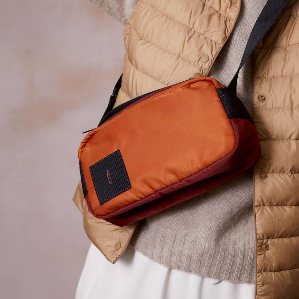 Ally Capellino AW21 redchurch handbags campaign image