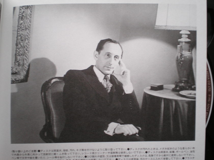 Vladimir Horowitz - RACHMANINOFF XRCD