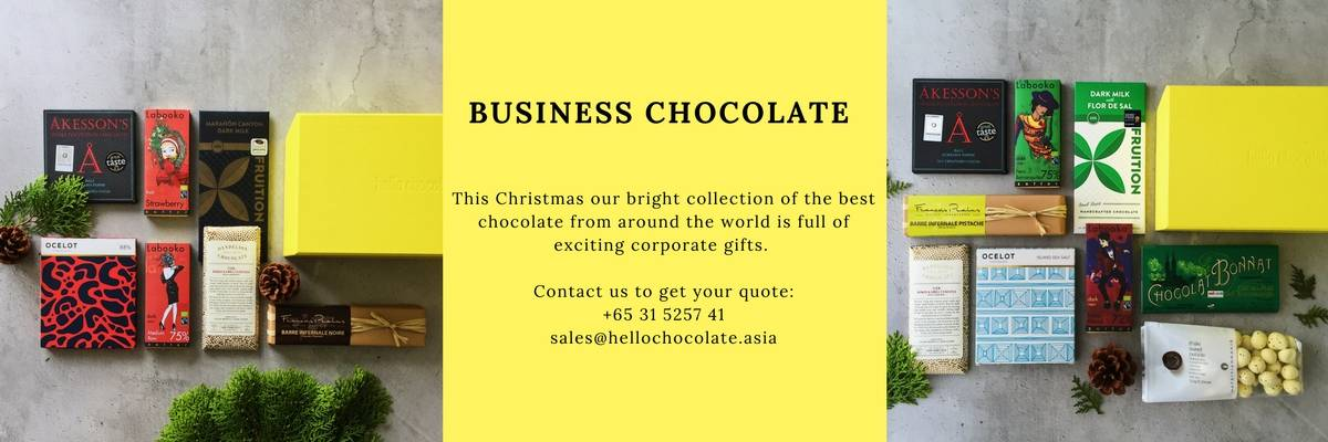 Corporate chocolate gifts singapore business gifts hello gifts that deliver best craft chocolate from around the world negle Images