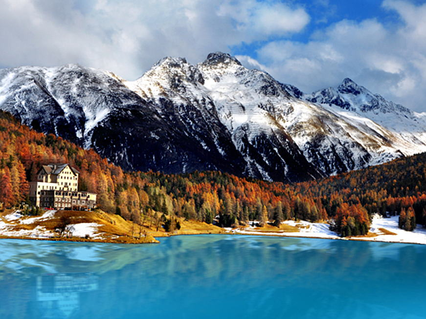 St. Moritz - Switzerland: Europe's answer for luxury real estate