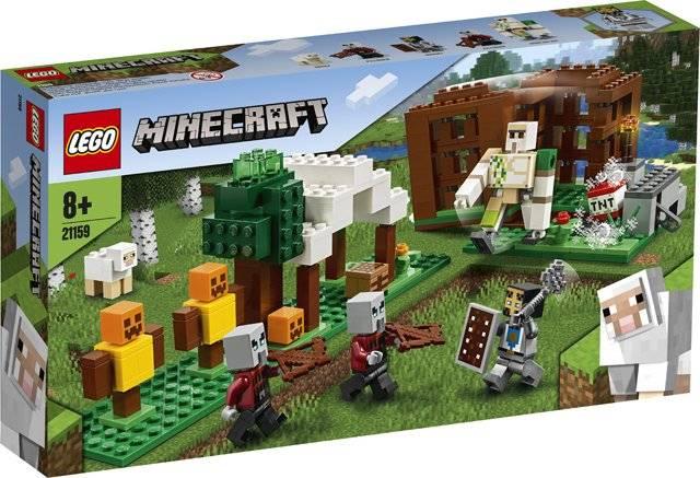 LEGO Minecraft Sets