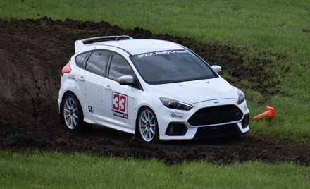 RallyCross Event #3 - Milwaukee Region SCCA