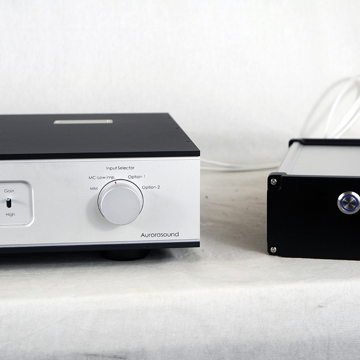 VIDA Supreme - LCR phono stage