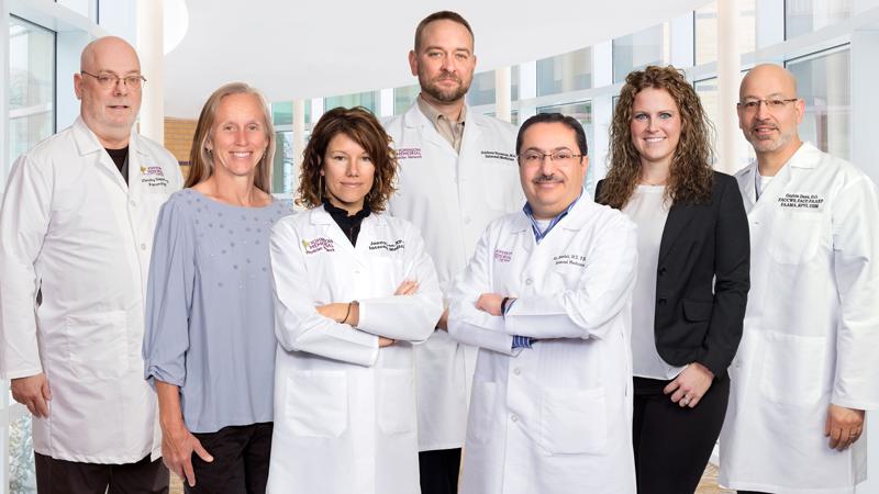 Internal Medicine Specialists