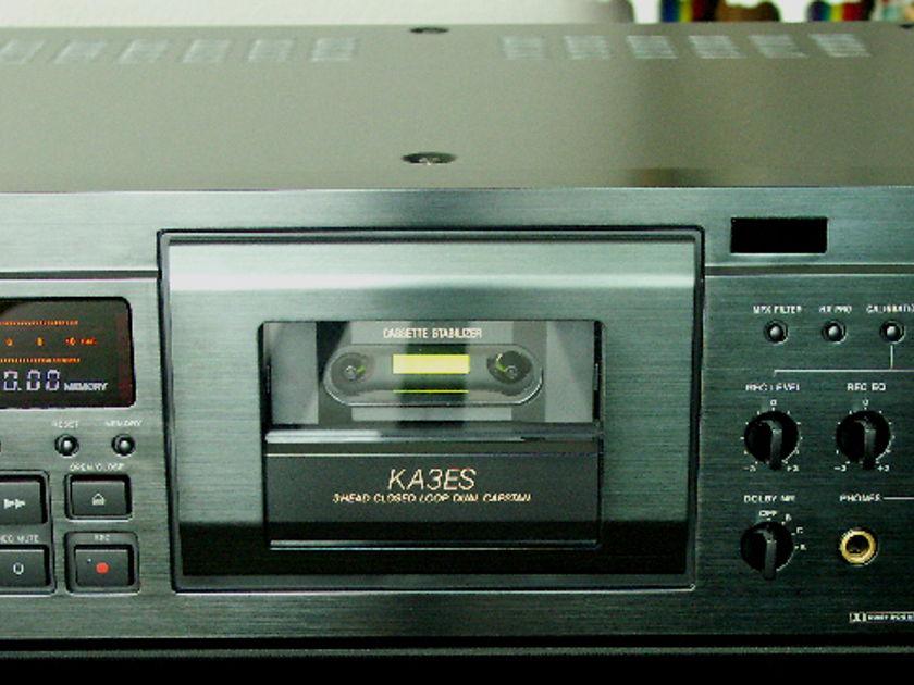 Sony TC-KA3ES Cassette Deck / Magnificent